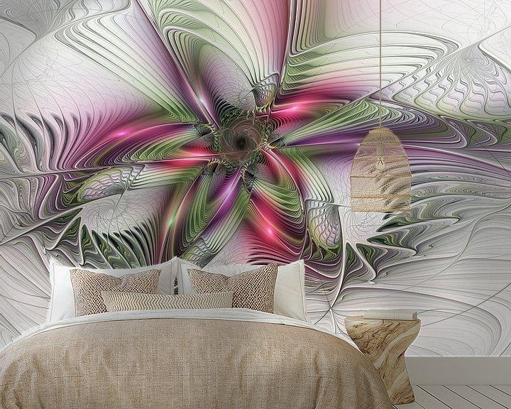 Beispiel fototapete: Abstrakte Fantasie von gabiw Art