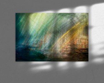 licht en beweging , Dublin van Ariadna de Raadt-Goldberg