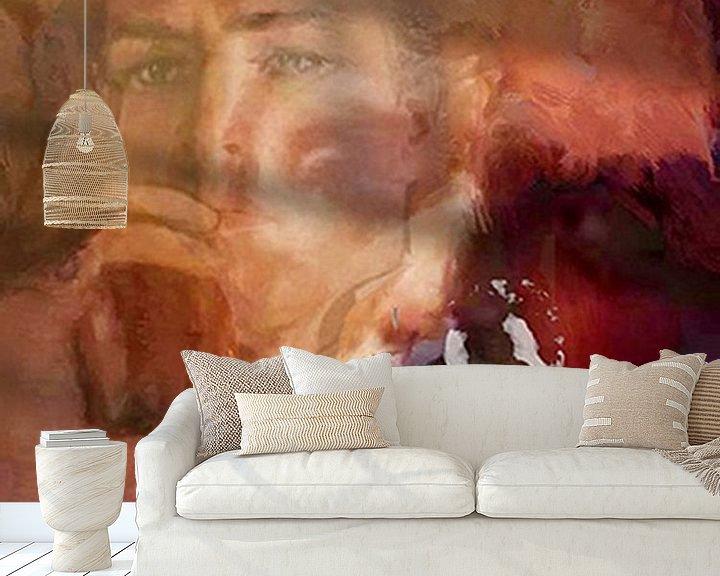 Beispiel fototapete: Brando Marlon Brando Pop Art von Leah Devora
