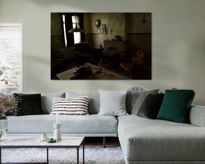 Beispiel: de huiskamer von Dennis Brok