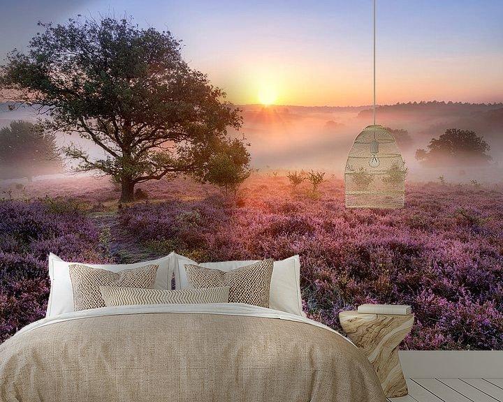 Beispiel fototapete: Hei en mist von Dennisart Fotografie