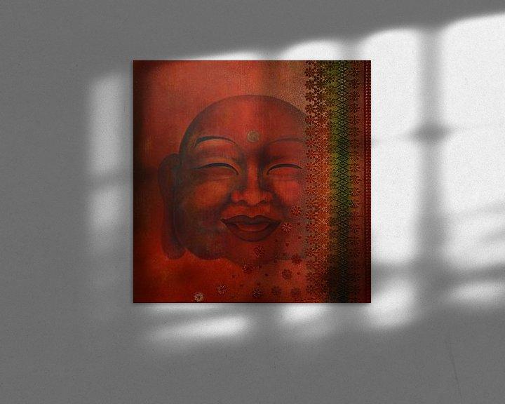 Impression: Happy Boeddha sur Helma van der Zwan
