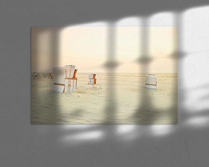 Sfeerimpressie: Vakantie op Baltrum van Ursula Reins