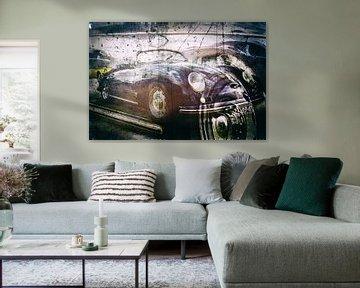 Porsche 356 old school von 2BHAPPY4EVER.com photography & digital art