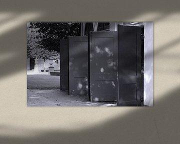 Tür von Agnes Meijer