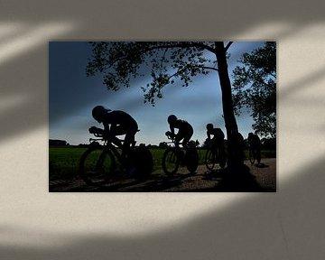 radfahren manschaft radsport sur Aart Advocaat Fotografie - Imageplein.nl