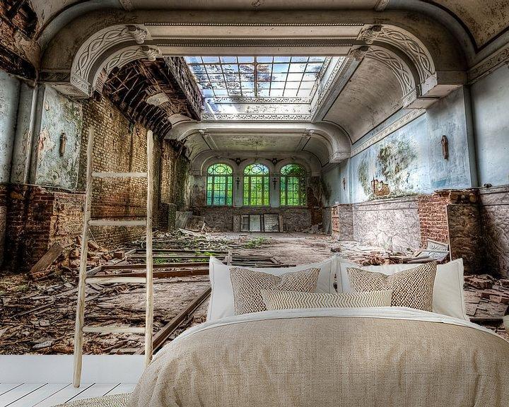 Beispiel fototapete: Grand Hotel Regnier von Etienne Hessels
