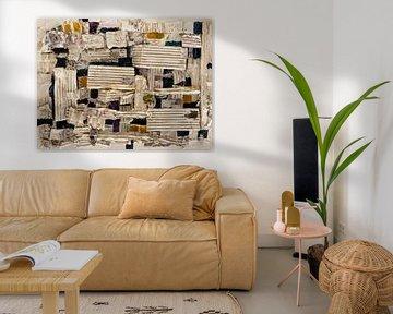 Collage van Lida Bruinen