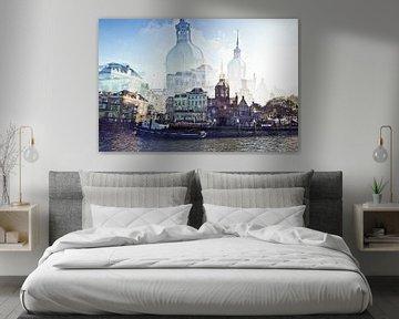 Dordrecht - Groothoofd von Mark Isarin | Fotografie