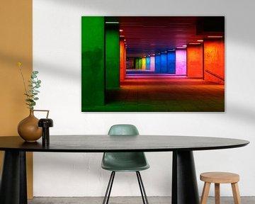 Perspectief in kleuren von André Scherpenberg