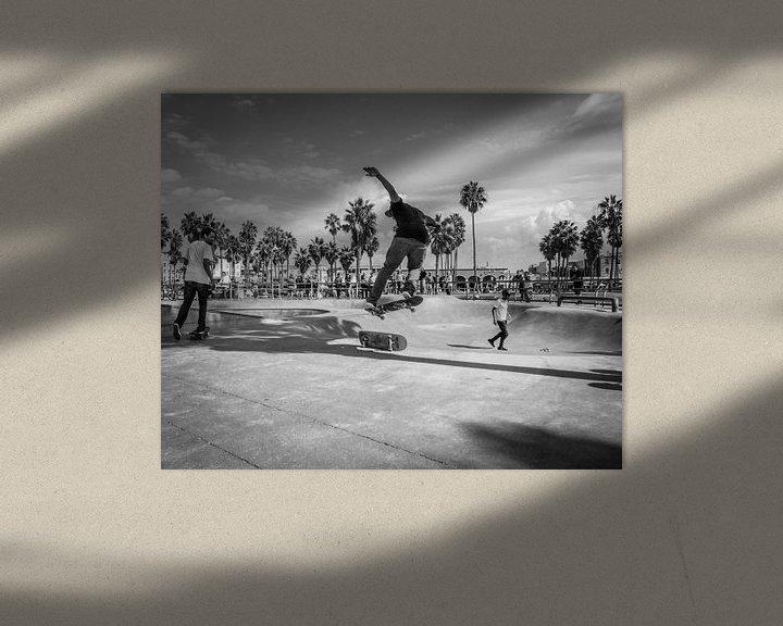 Beispiel: Venice 360 von Ton Kool