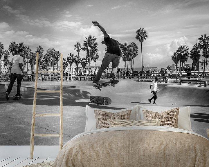 Beispiel fototapete: Venice 360 von Ton Kool