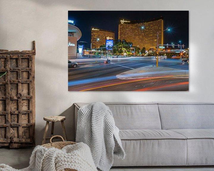 Beispiel: Las Vegas Traffic von Ton Kool
