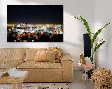 Los Angeles blur van Ton Kool