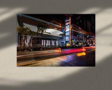 Las Vegas strip van Ton Kool
