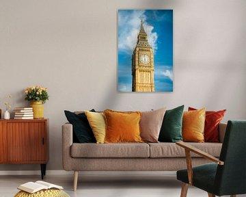London Big Ben van davis davis