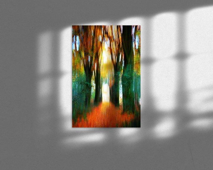 Sfeerimpressie: Like a painting  van Sandra Akkerman
