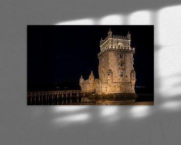 Belem toren  von Compuinfoto .
