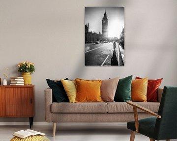 Big Ben, Londen van Thea.Photo