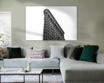 New York Flatiron Building van Dennis Wierenga