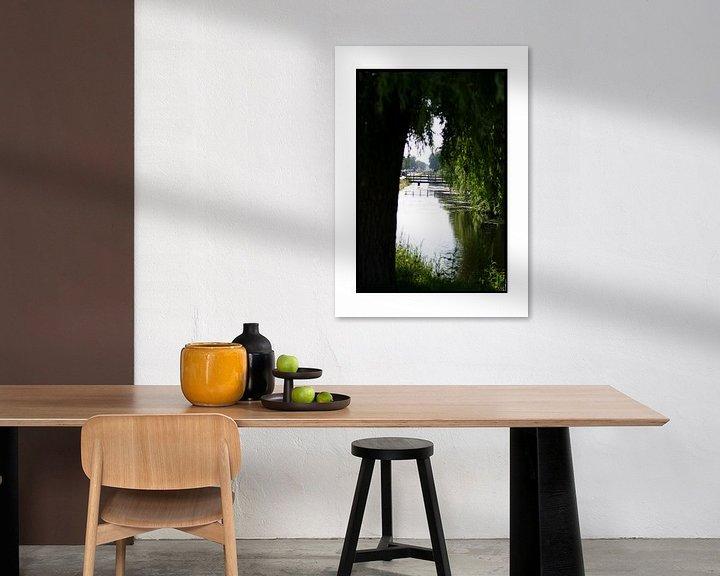 Sfeerimpressie: Het licht van Kaag en Braassem van PJG Design