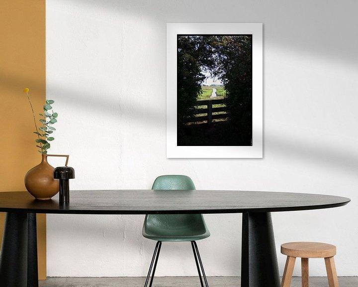 Sfeerimpressie: Het licht van Kaag & Braassem van PJG Design