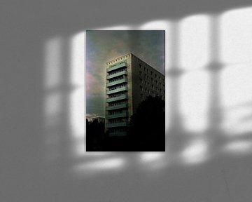 Kreuzberg - Berlin van Harald Verbraak