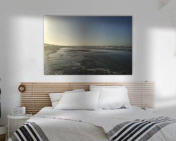 Strand von Amber van den Broek