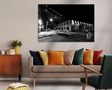 Dumbo Stadtviertel in Brooklyn  New York van Kurt Krause