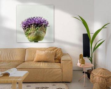 Bloem van bloemetjes von Big Vissie