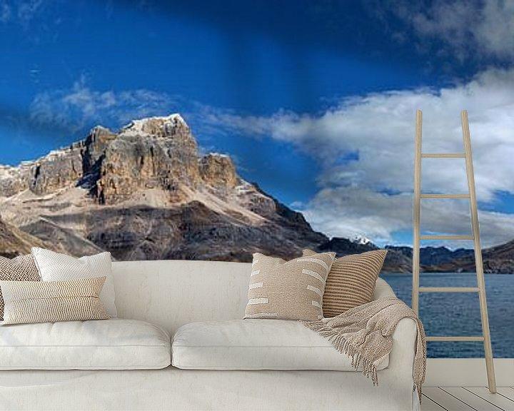 Beispiel fototapete: Panorama el cocuy colombia  von Roos Vogelzang