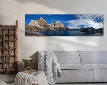 Panorama el cocuy colombia  von Roos Vogelzang