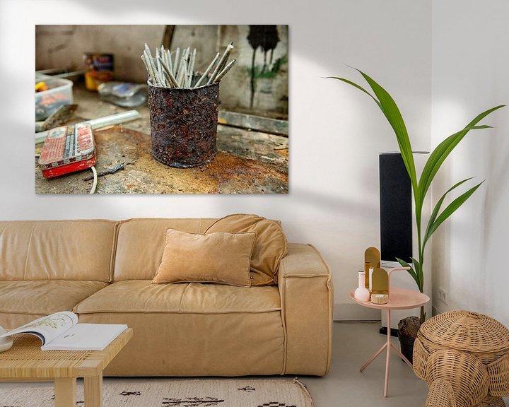 Sfeerimpressie: Griffels met Samson bandenplakset van Jan Sportel Photography