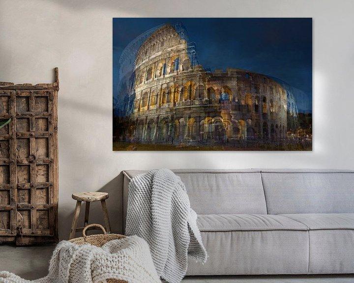 Sfeerimpressie: Gebouw : Colosseum van Jos Verhoeven