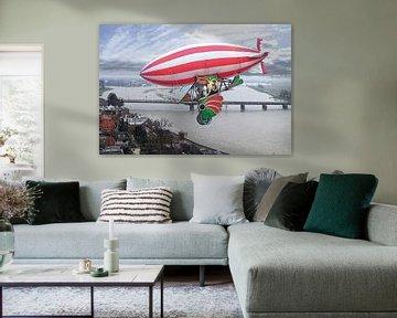 Airrival van Hans van der Pol