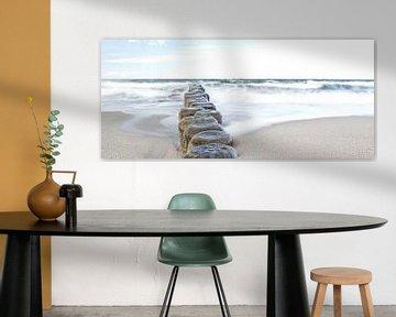 Baltic Sea II van Michael Schulz-Dostal