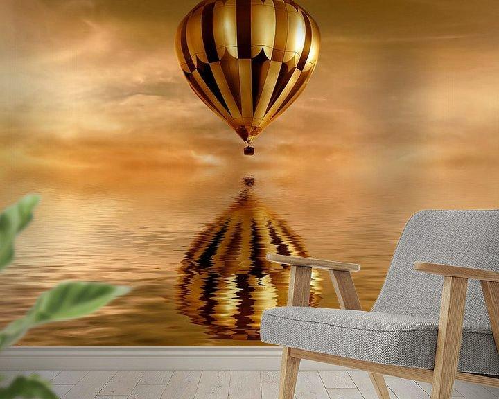 Sfeerimpressie behang: Dreams van Jacky