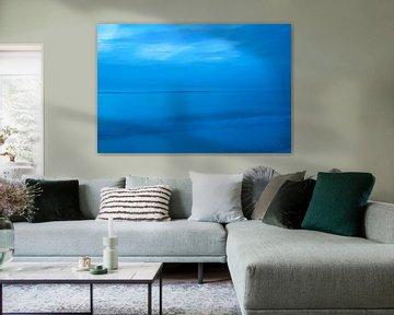 Oneindig blauw van Anouschka Hendriks