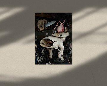 Der Garten der Lüste (Detail), Hieronymus Bosch