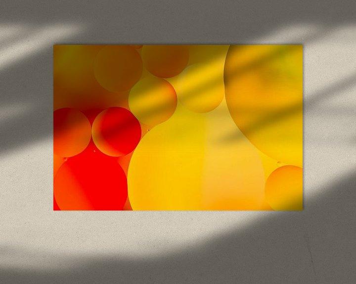 Sfeerimpressie: waterdrops van Marcel Derweduwen