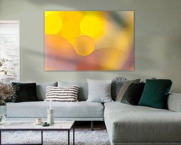 waterdruppels van Marcel Derweduwen
