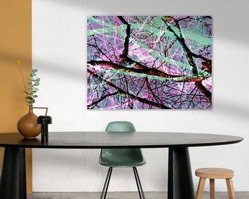 Verhaallijnen van een boom 2 van ART Eva Maria