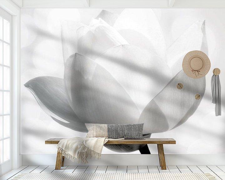 Sfeerimpressie behang: Pure van Jacky Gerritsen