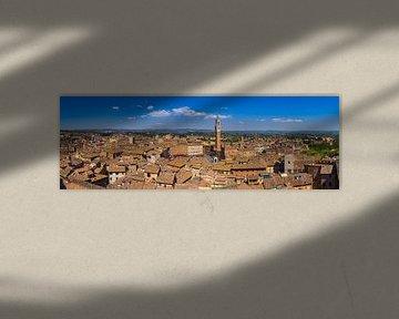 Siena - Toscane van Teun Ruijters