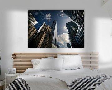 Business District, New York City sur Robin Hartog