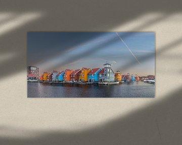 Reitdiephaven Groningen (NL) sur Tom Smit