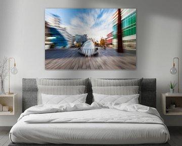 Artistieke impressie BLOB Eindhoven