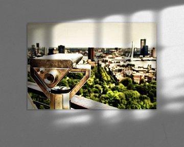 Rotterdam Euromast von Dennis Bliek