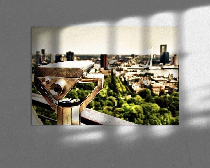 Sfeerimpressie: Rotterdam Euromast van Dennis Bliek