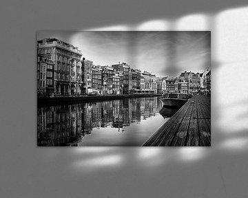 Rokin, Amsterdam van Henk van Brecht